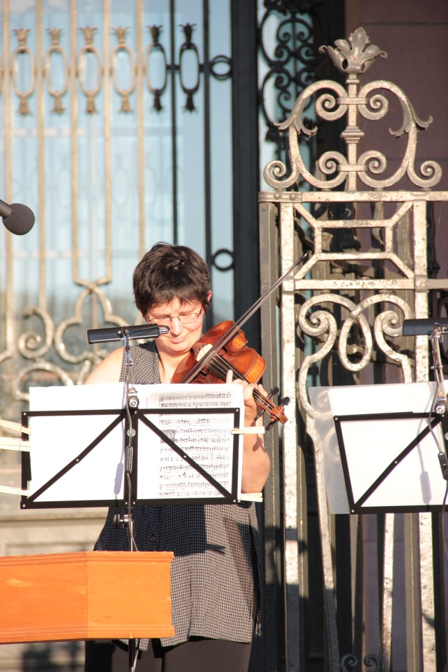 Violin tunes